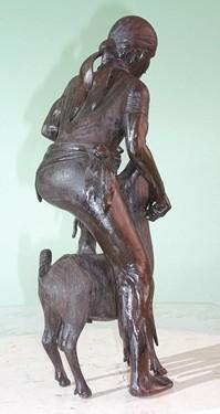 Sculpture by Guila